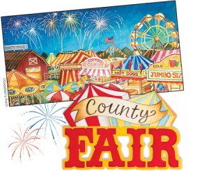 Cover photo for Friday Spotlight: 2021 Stokes County Agricultural Fair