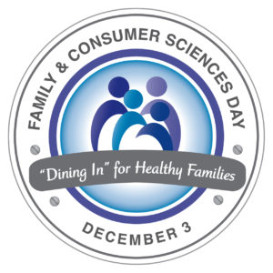 Cover photo for Dining In - For Healthy Families