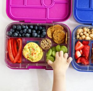 Cover photo for Back to School Lunches
