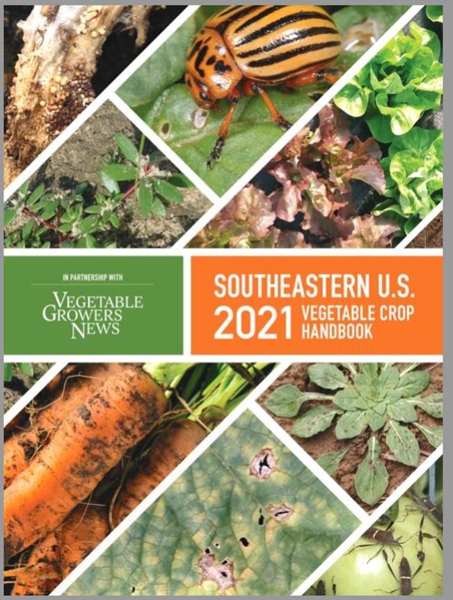 2021 Southeastern Vegetable Crop Digital Handbook