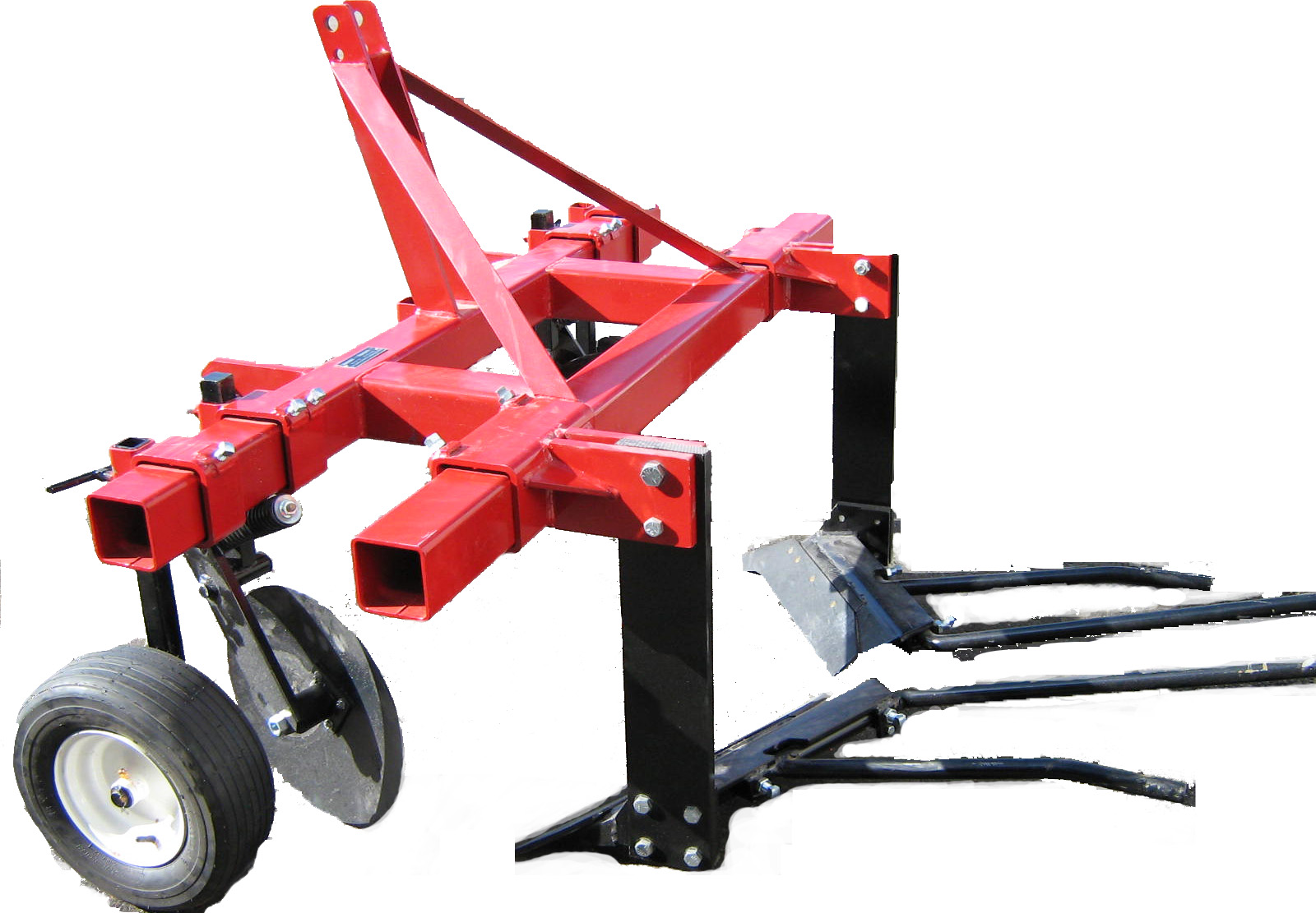 Red mulch lifter
