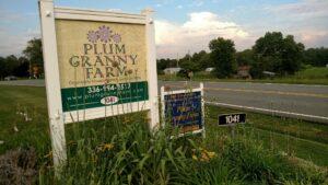 Cover photo for Friday Spotlight: Plum Granny Farm