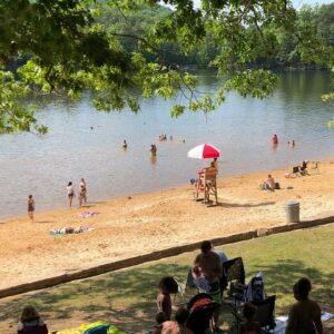 Cover photo for September Spotlight: Accessibility in Stokes County Parks